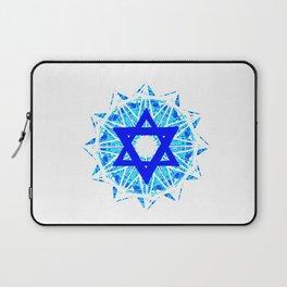 Jewish Star Laptop Sleeve