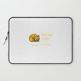 Like Cat Laptop Sleeve