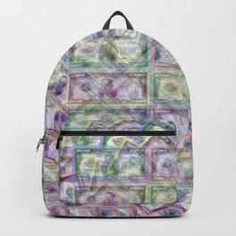 1 Billion Dollars Backpack