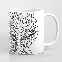 Equanimity / Circle Coffee Mug