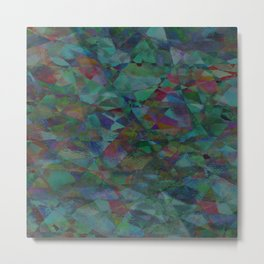 Abstractart 302 Metal Print
