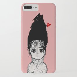 A Day of Pink Sun iPhone Case