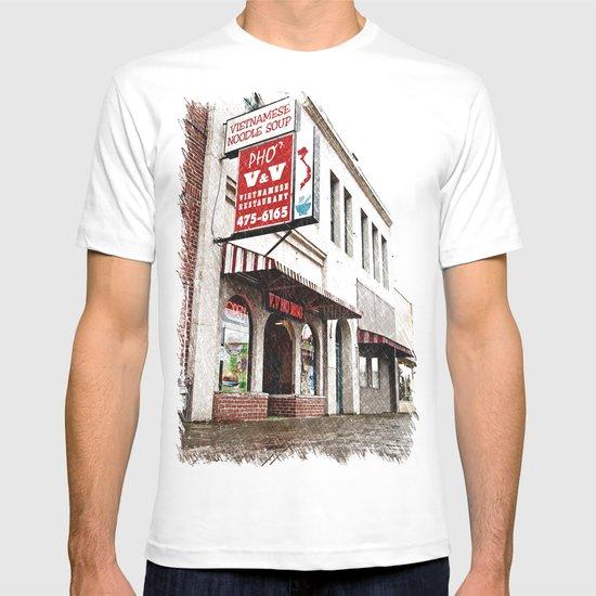Vietnamese restaurant T-shirt
