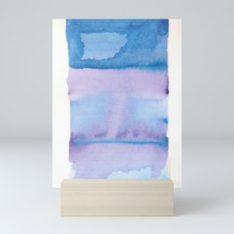 150213 Abstract Immersion 20 Mini Art Print