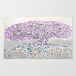 Tree of Life Lightness of Air Rug