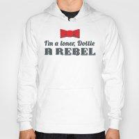 pee wee Hoodies featuring Pee Wee Shirt by Aviate Creative