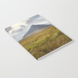 Glencoe, Scottish Highlands Notebook