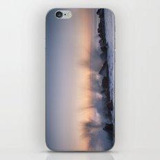 Sunrise at Happisburgh iPhone & iPod Skin