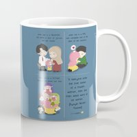 islam Mugs featuring Women in Islam by SpreadSalam