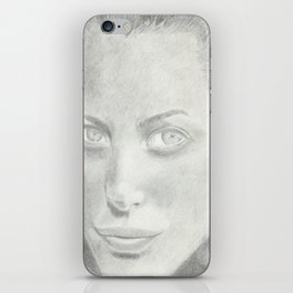 Christy iPhone Skin