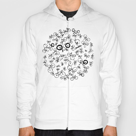 Bicycle World Hoody