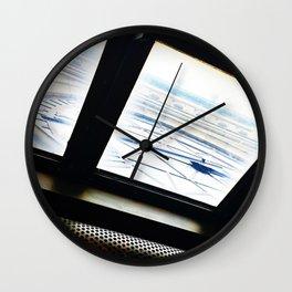 Quelle Heure Est-Il? Wall Clock
