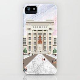 Nankai High School iPhone Case