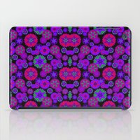 olivia joy iPad Cases featuring Joy Foulard  by Nina May Designs