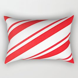 Candy Stripes Rectangular Pillow
