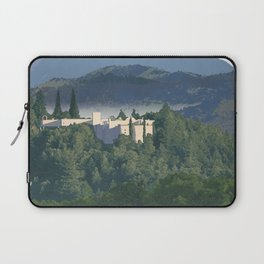 Napa Valley - Sterling Vineyards, Calistoga District Laptop Sleeve