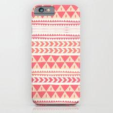 Winter Stripe II Slim Case iPhone 6s