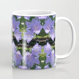 Purple flowers of Seattle Coffee Mug