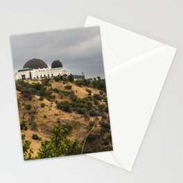Griffith Park Observatory Stationery Cards