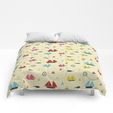 Boats Comforters