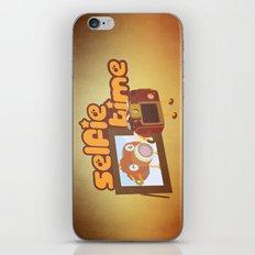 Selfie Time iPhone & iPod Skin