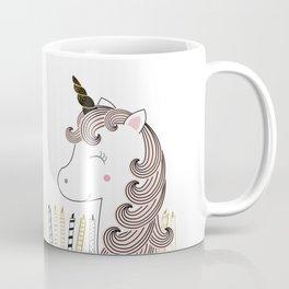 Sweet unicorn - happy birthday Coffee Mug