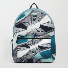 symmetrical architecture Backpack