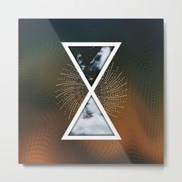 Ethereal Being - IV Metal Print