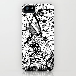 Look around you - Tuttoquelloche iPhone Case