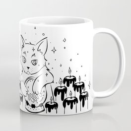 Mystic Kitty Coffee Mug