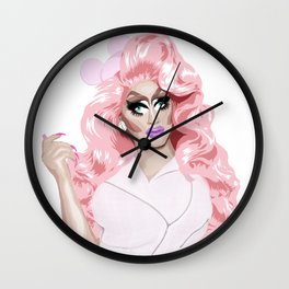 Trixie Mattel, RuPaul's Drag Race Queen Wall Clock