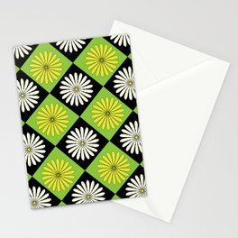 90s Daisy Argyle Stationery Cards