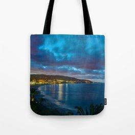 30 Seconds in Laguna Beach Tote Bag