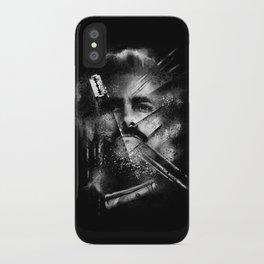 Plata O Plomo iPhone Case