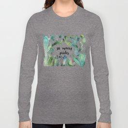 So Many Pricks Long Sleeve T-shirt