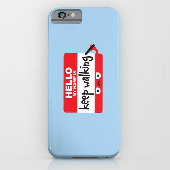 The Red Badge of Discourage iPhone & iPod Case