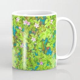 wild flower garden Coffee Mug