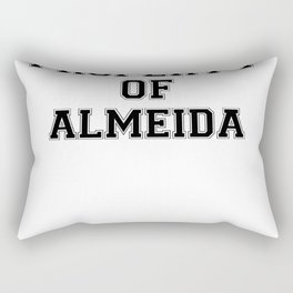 Property of ALMEIDA Rectangular Pillow