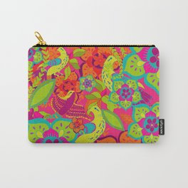 Birds in Hiding Carry-All Pouch
