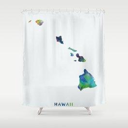 Hawaii Shower Curtain