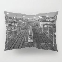 Turin's railway Pillow Sham
