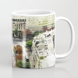 on top III Coffee Mug