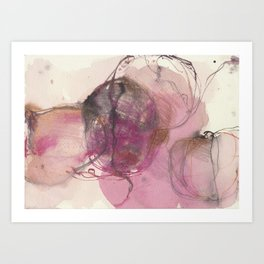 microcosm no.2 Art Print