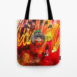 Save orangutans Tote Bag
