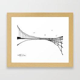 Landscape 110413 Framed Art Print