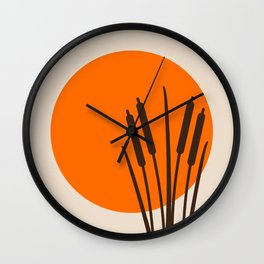 Bayside Wall Clock