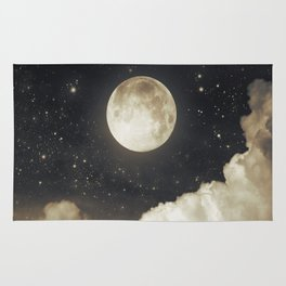 Touch of the moon I Rug