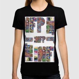 INFP Pattern 1 T-shirt