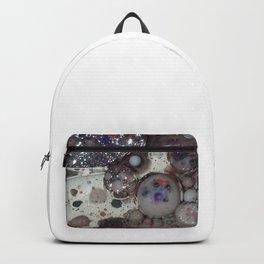 Titanium Bubbles Backpack