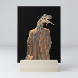 Reptilians Mini Art Print